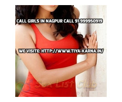 INDEPENDENT CALL GIRLS IN NAGPUR CALL 91 9999509194